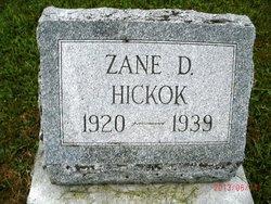 Zane Dale Hickok