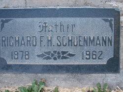 Richard Franz <I>Hugo</I> Scuenmann