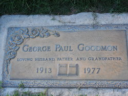 George Paul Goodmon