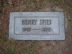 Henry Spies
