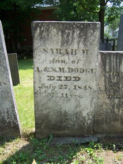 Sarah H. Dodge