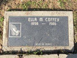 Ella M <I>Terry</I> Coffey
