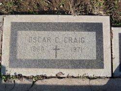 Oscar C Craig