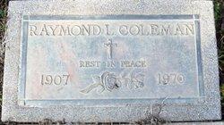 Raymond L Coleman