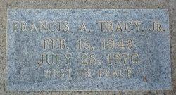 Francis A Tracy, Jr