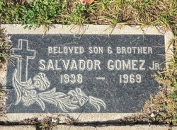 Salvador Gomez, Jr