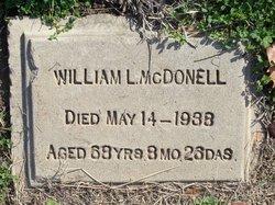 William L McDonell