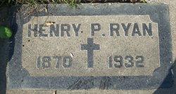 Henry P Ryan