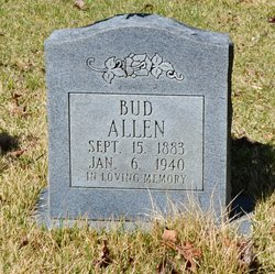 "Chris Uriah ""Bud"" Allen"