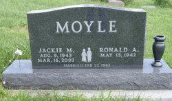 """Jackqueline Marie """"Jackie"""" <I>Prosser</I> Moyle"""