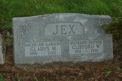 Gladys Madonna <I>Bachelor</I> Jex