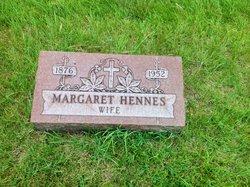 Margaret <I>Schmidt</I> Hennes