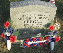 """Arthur Harold """"Buzz"""" Beegle"""