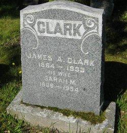 Sarah Maria <I>Teasdale</I> Clark