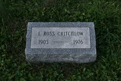 Lawrence Ross Critchlow