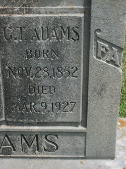 C T Adams