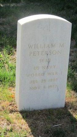 William McKinley Peterson