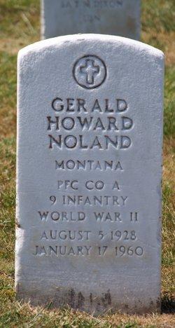 Gerald Howard Noland