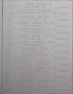Capt Jack Victor Allen
