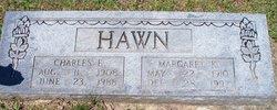 Margaret <I>Barbier</I> Hawn