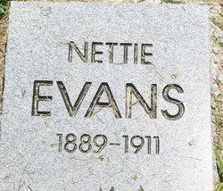 Nettie Evans