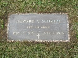 """Howard C. """"Huck"""" Schmidt"""
