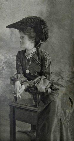 Hattie D. <I>Warren</I> Buskirk