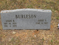 Janie S Burleson
