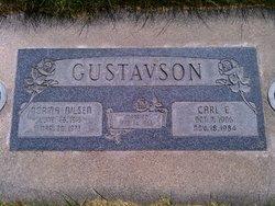 Mildred Norma <I>Nelson</I> Gustavson