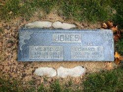 Edward Thomas Jones