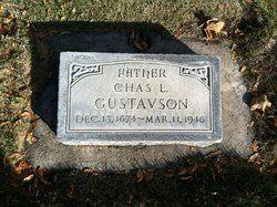 Charles Ludwig Gustaveson