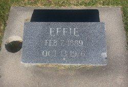 Effie Kelsey