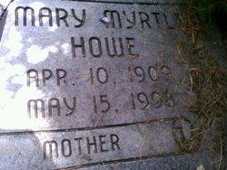 Mary Myrtle <I>Gabbitas</I> Howe