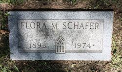 Flora Mabel <I>Brownlee</I> Schafer