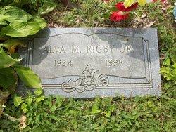 Alva M Rigby