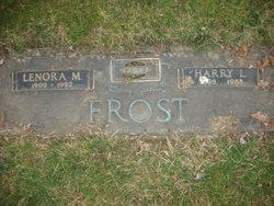 Harry Leo Frost