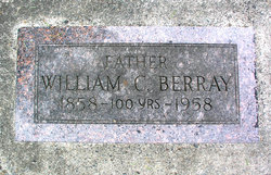 """William Casper """"Cap"""" Berray"""