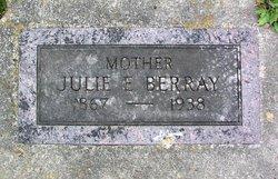 Julie E <I>Heath</I> Berray