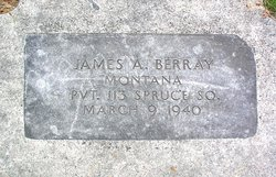 "James Algernon ""Algie"" Berray"