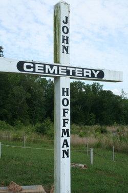 John Hoffman Cemetery