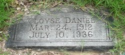 Cloyse Daniel