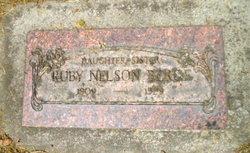 Ruby <I>Nelson</I> Berge