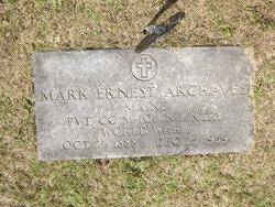 Mark Ernest Argraves
