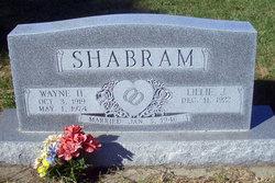 Wayne H Shabram