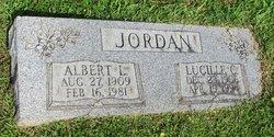 Albert Lee Jordan