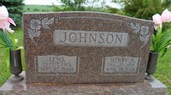 Lena <I>Knudsen</I> Johnson