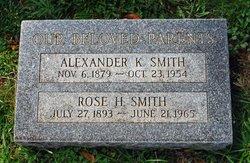 Alexander K. Smith