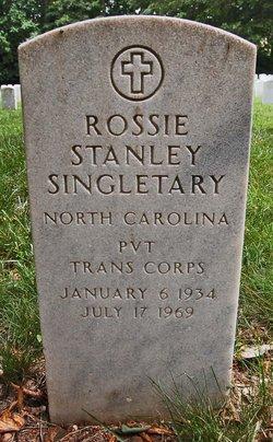 Rossie Stanley Singletary