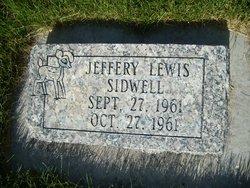 Jeffrey Lewis Sidwell