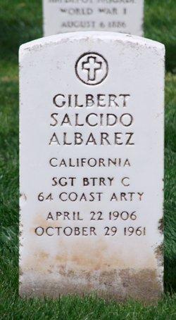 Gilbert Salcido Albarez